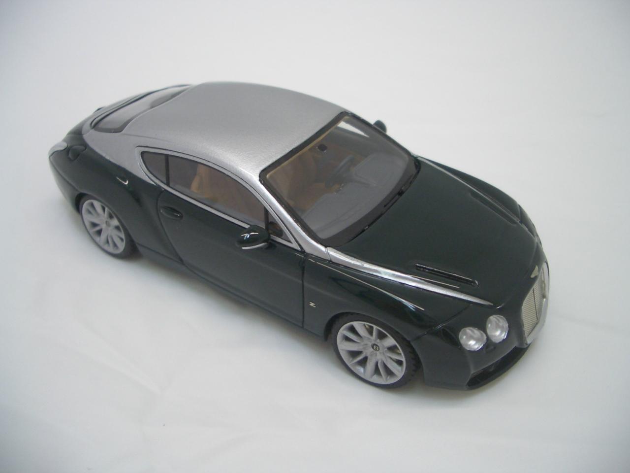 Bentley gtz by zagato 143 looksmart models bentley gtz by zagato 143 vanachro Images