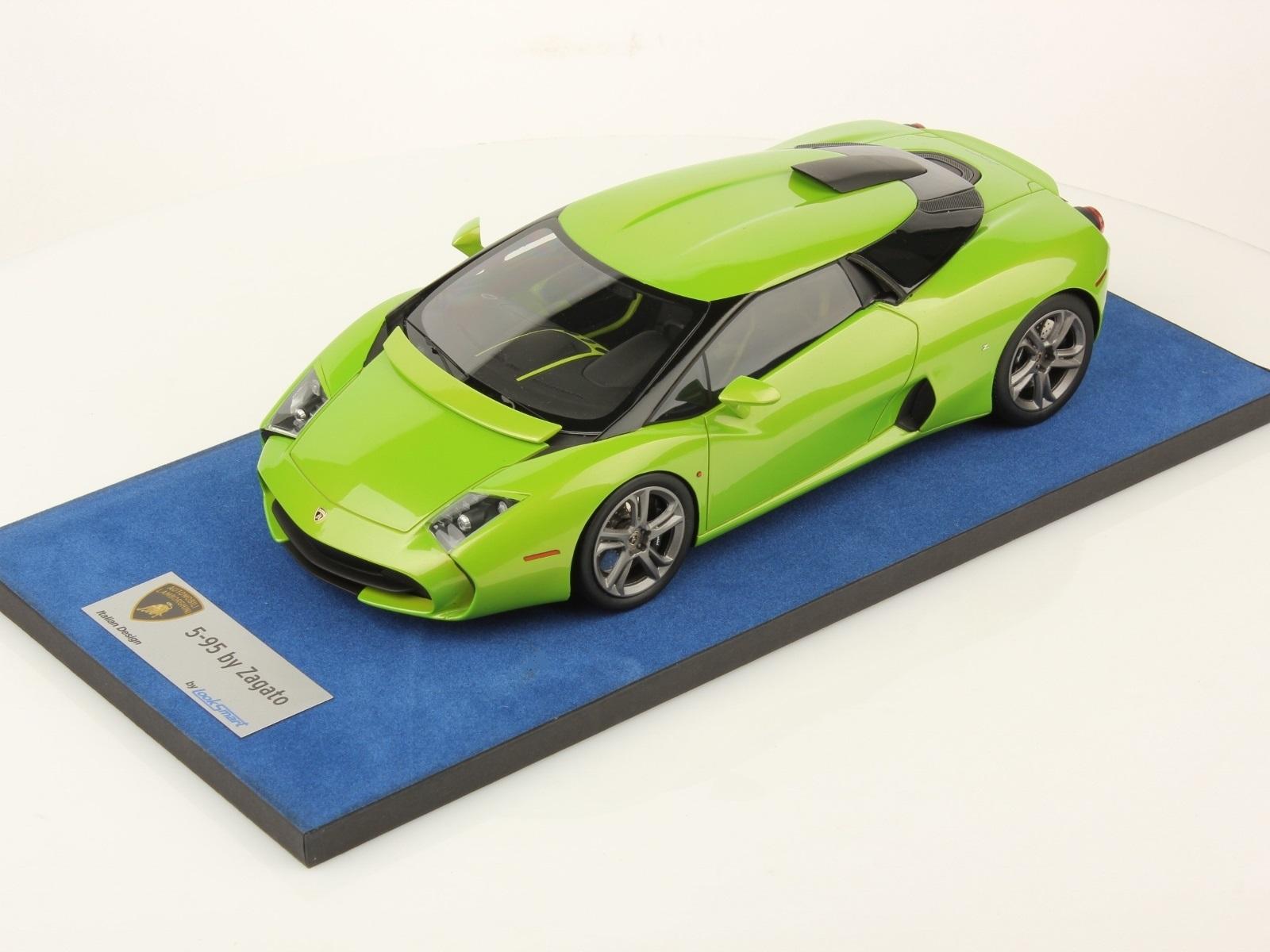 Lamborghini 5-95 by Zagato 1:18   Looksmart Models