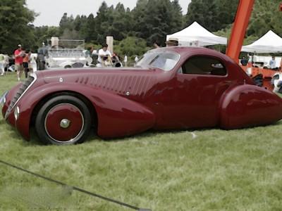 ALFA ROMEO 8C 2300 1932 VIOTTI