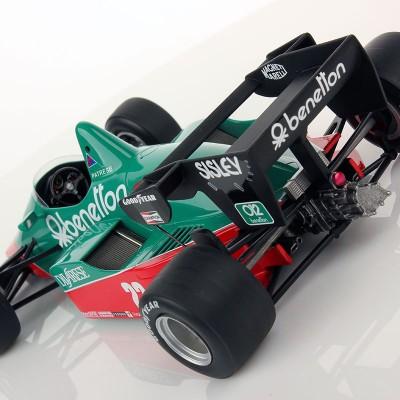 Alfa Romeo 184T 1:18