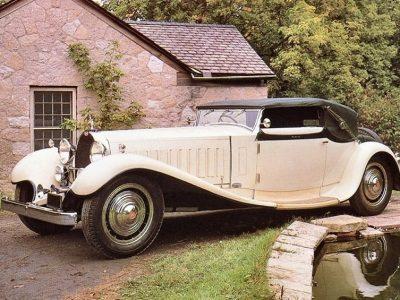 Bugatti Weinberger Royale