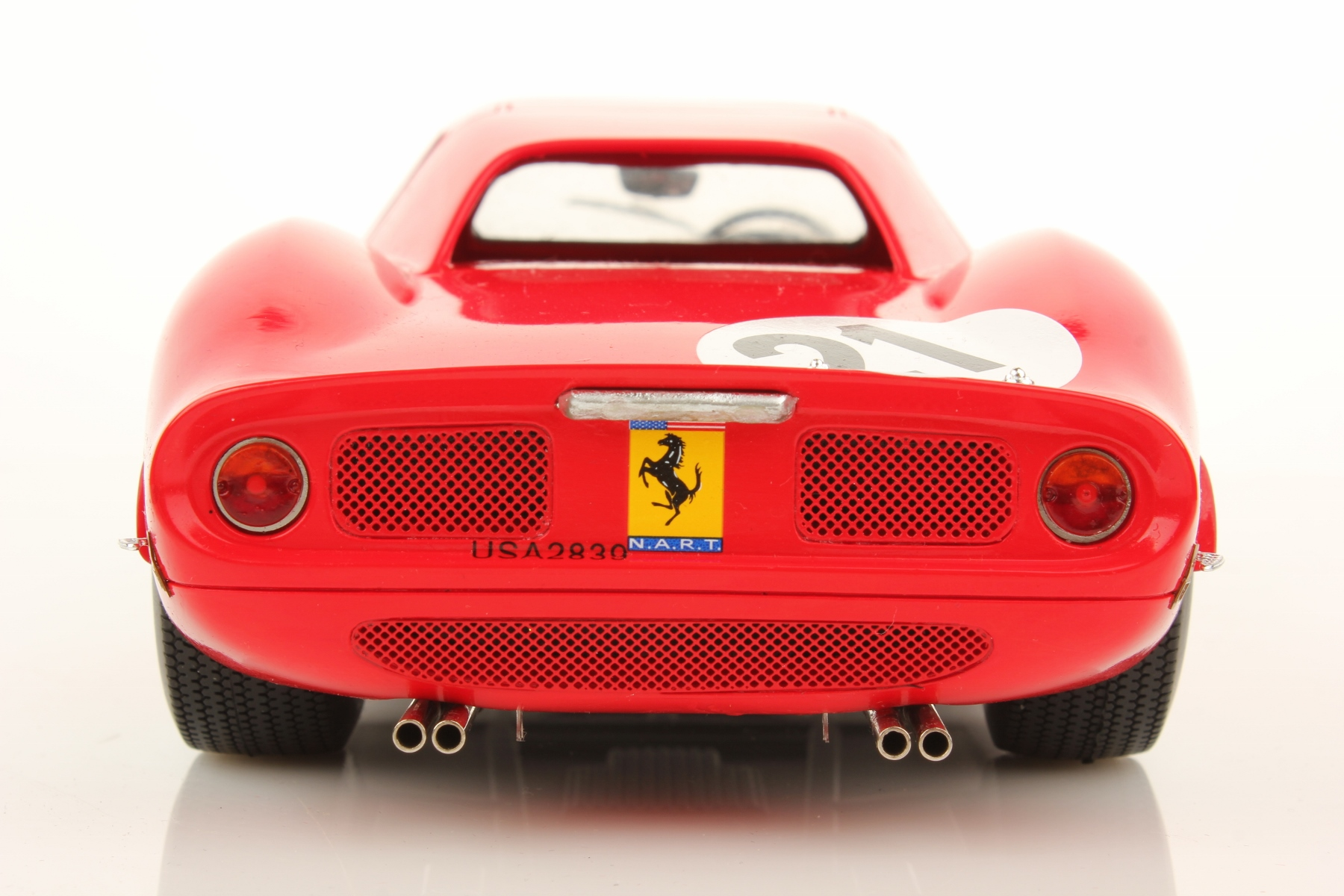 Ferrari 250LM Le Mans 1965 1 18