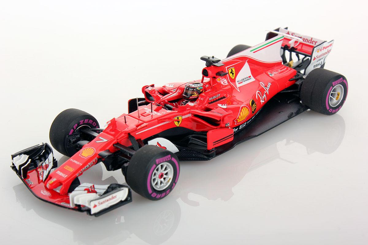 Ferrari SF70H 1:43 Australia Raikkonen