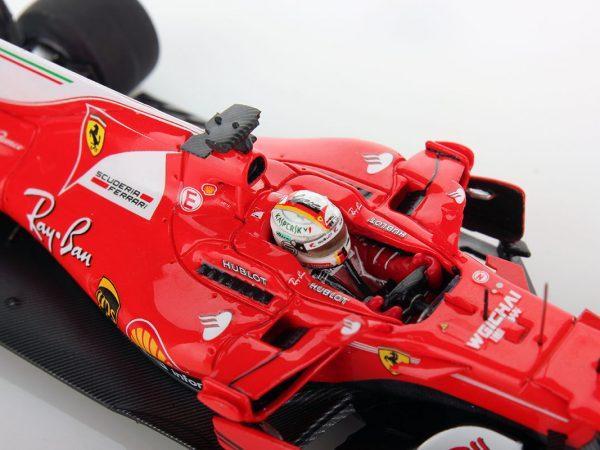 Ferrari SF70H 1:43 Australia Vettel 1:43