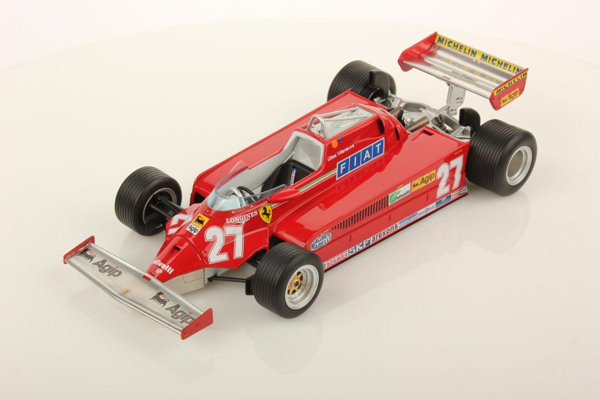 Ferrari 126 CK Canada Villeneuve
