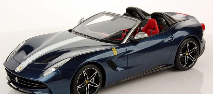 Ferrari F60 America 118 And 143 Scale Looksmart Models