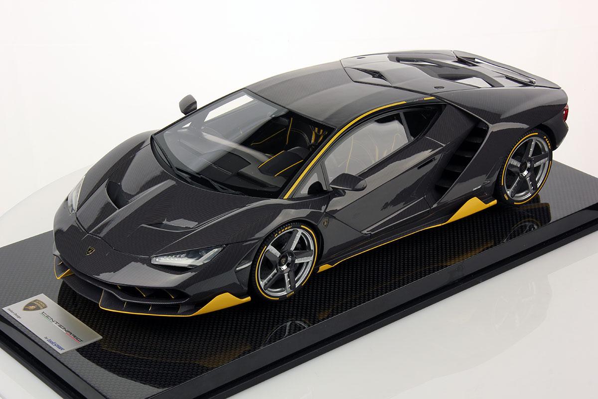 Lamborghini Centenario 1 12 Looksmart Models