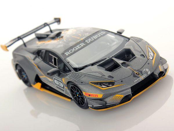 Lamborghini Huracan Super Trofeo Evo 1:18