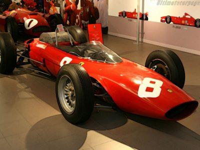 ferrari 156 winner austria gp 1964