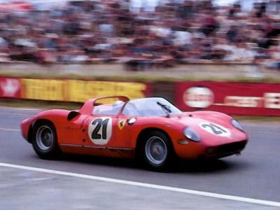ferrari 250p winner le mans 1963