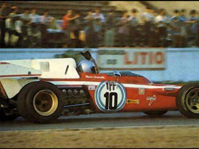 ferrari 312 b2 argentina gp 1972