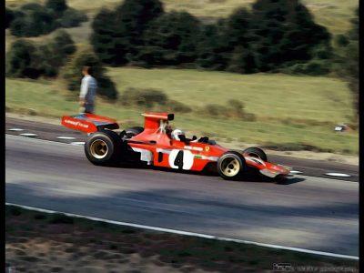 ferrari 312 b3 austria gp 1973
