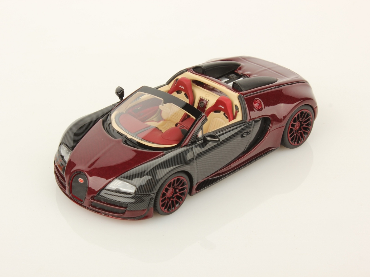 bugatti veyron 16 4 grand sport vitesse la finale looksmart models. Black Bedroom Furniture Sets. Home Design Ideas