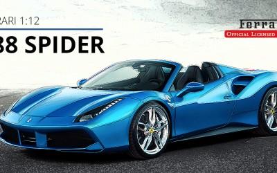 Ferrari 488 Spider 112