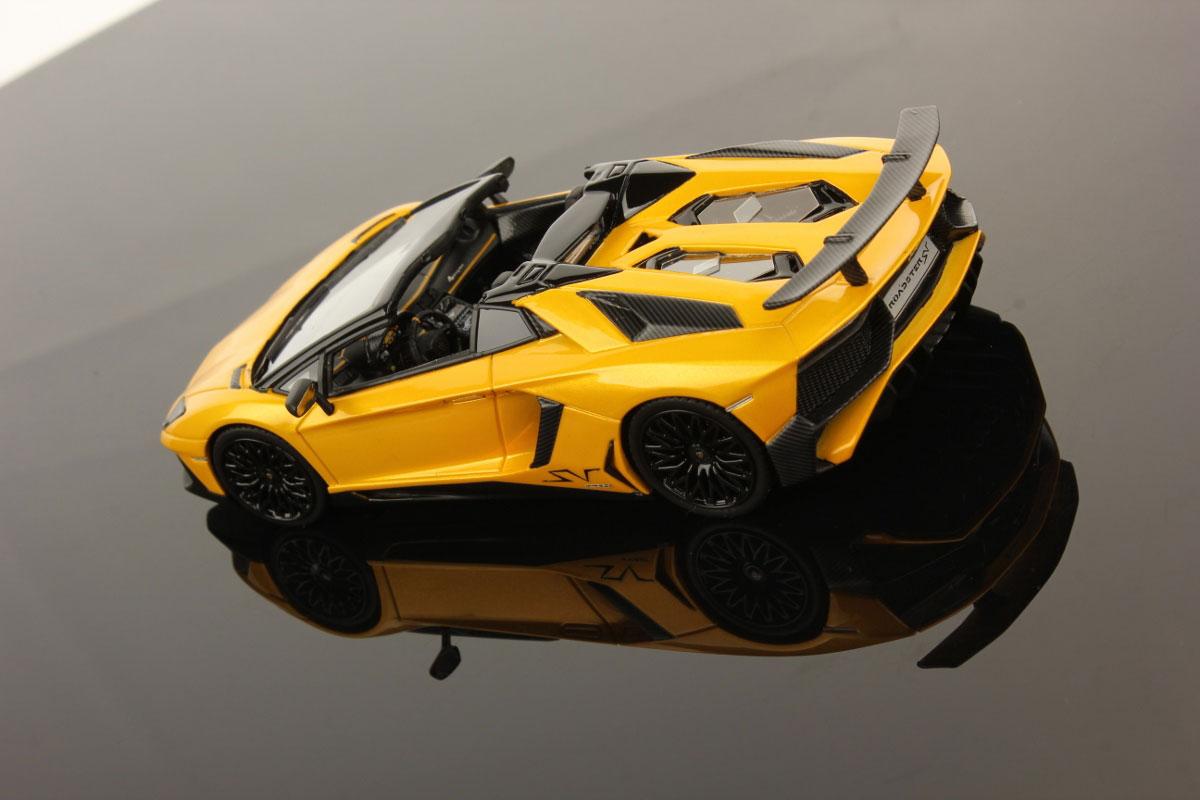 Lamborghini Aventador LP 750-4 Superveloce Roadster 1:43 ...