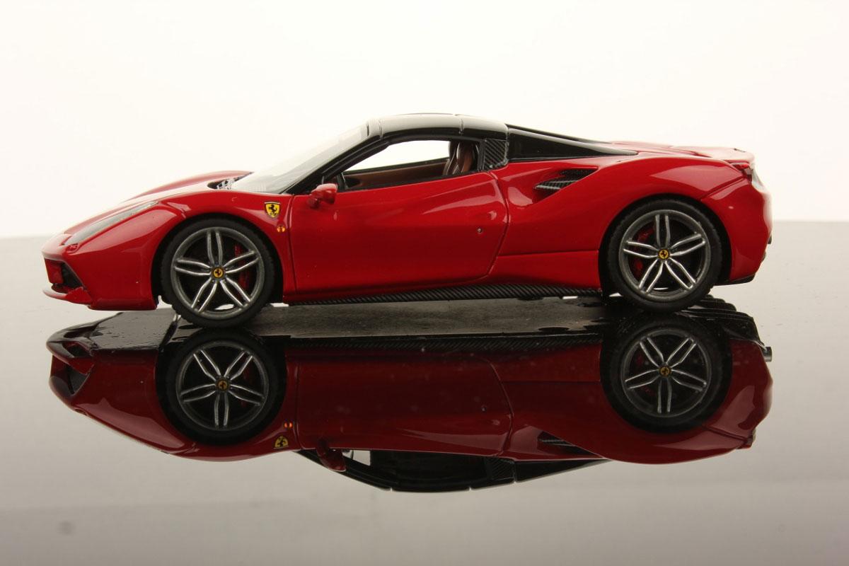 Ferrari Spider Hard Top on Alfa Romeo Spider Roof