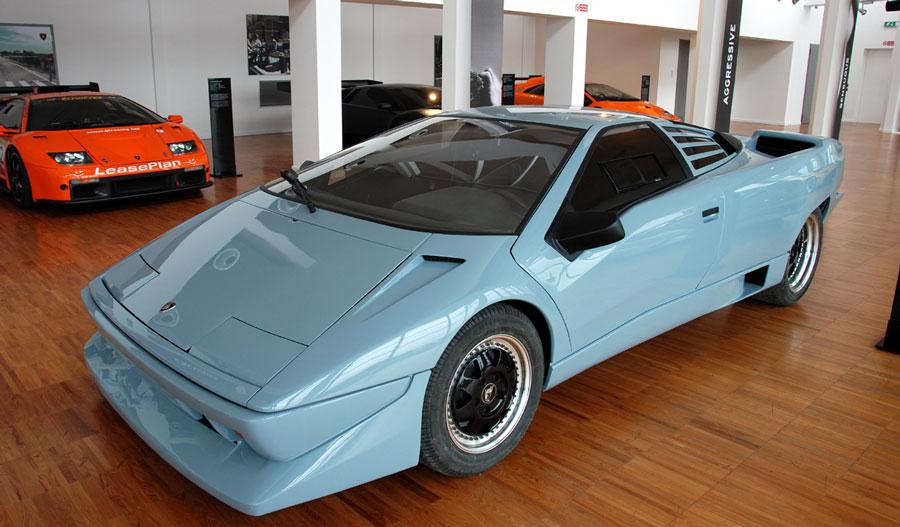 Lamborghini Diablo P132 Prototype 1 18 Looksmart Models