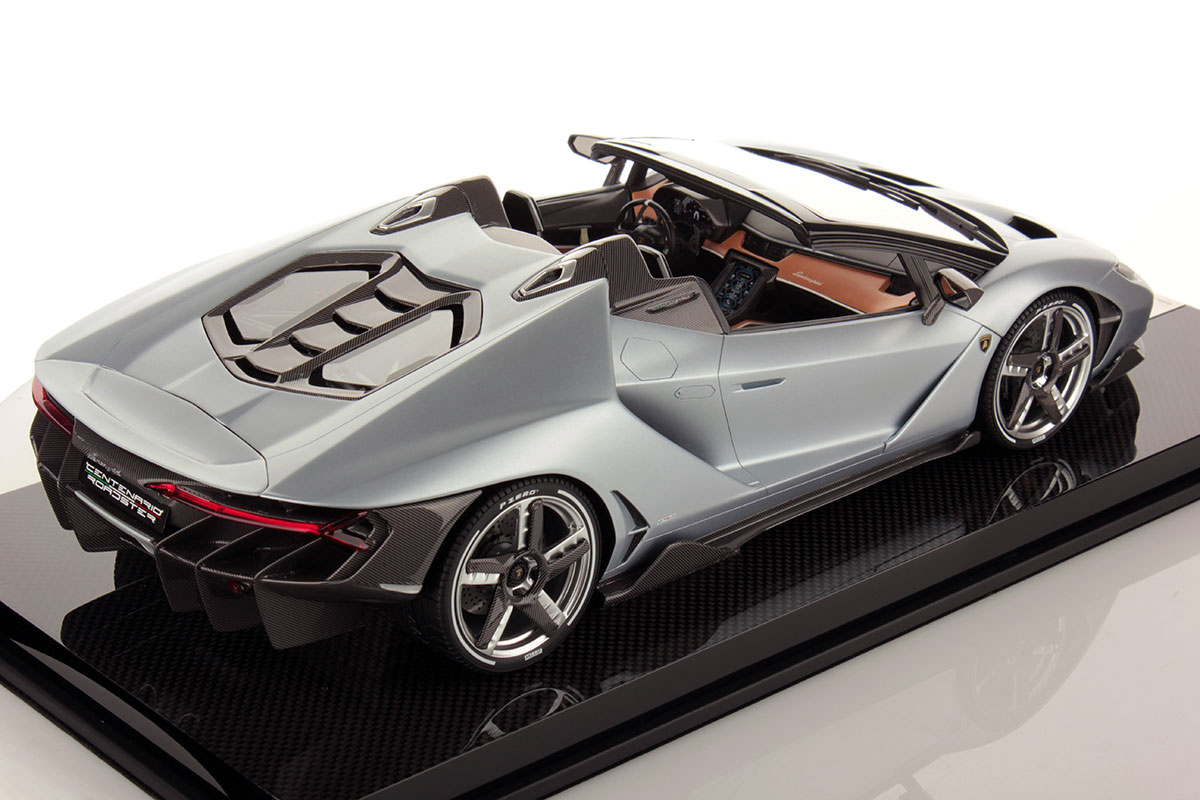 Lamborghini Centenario Roadster 1 12 Looksmart Models