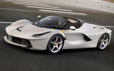 Ferrari LaFerrari Aperta 1:43