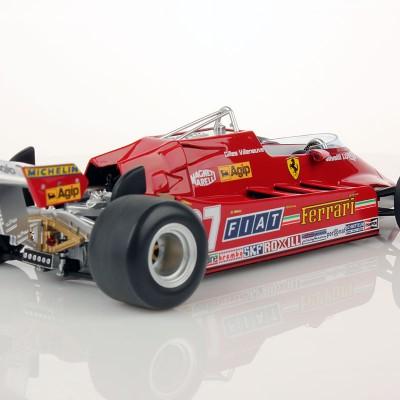 Ferrari 126 CX Long Beach 1:18