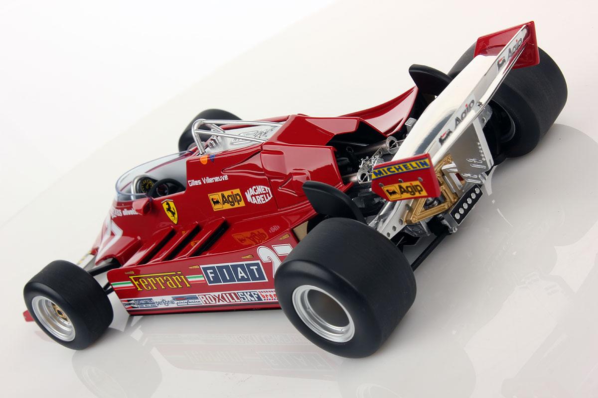 Ferrari 126 Ck Long Beach 81 1 18 Looksmart Models