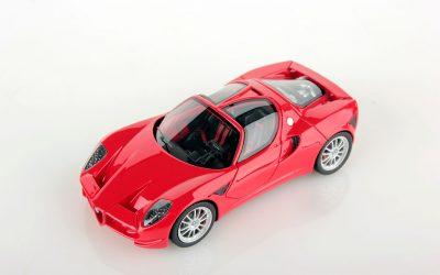 Alfa Romeo Diva Concept 1:43