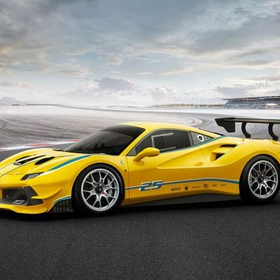 Ferrari 488 Challenge 1:43 1:18