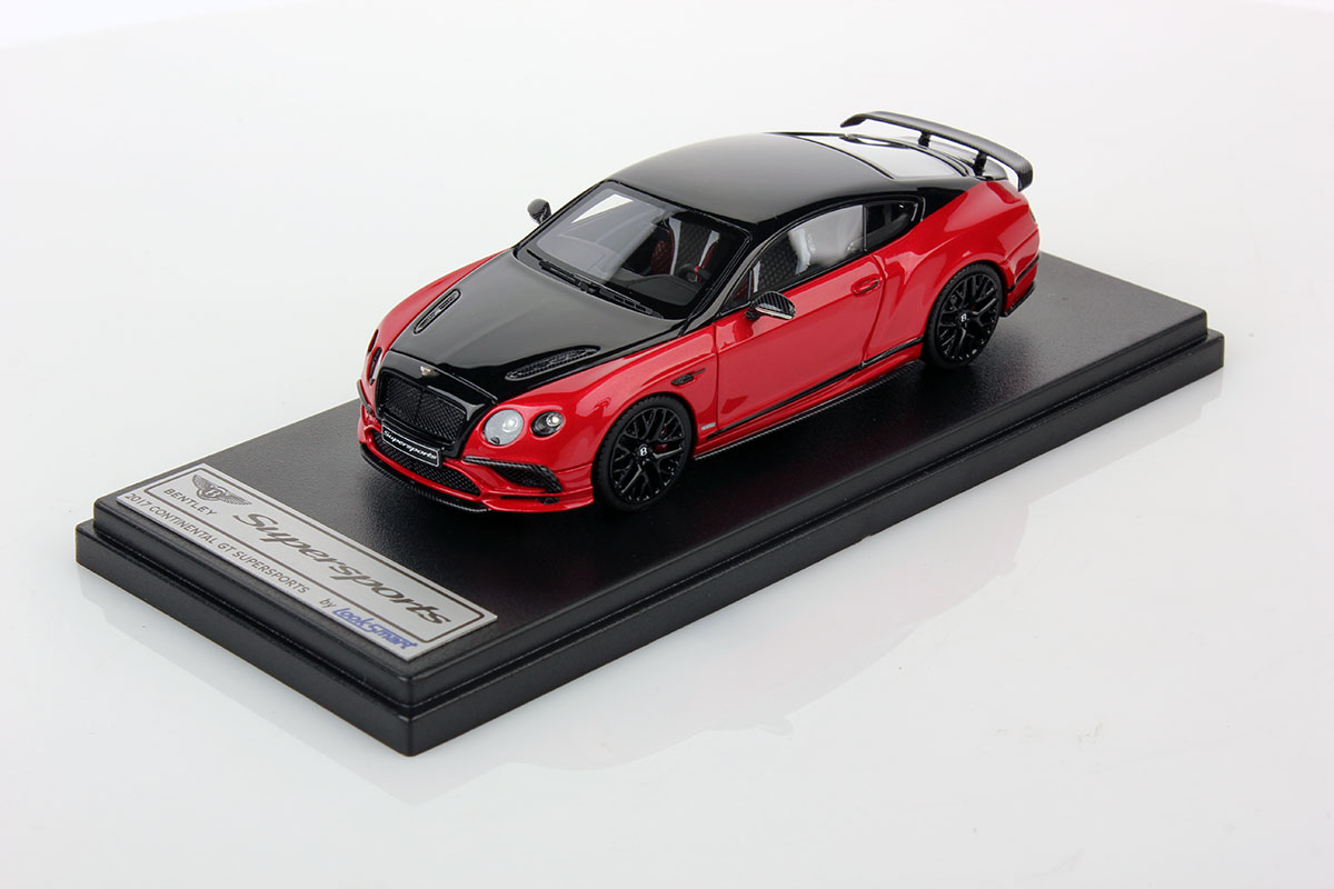 Bentley Continental Supersports 2017 1 43 Looksmart Models