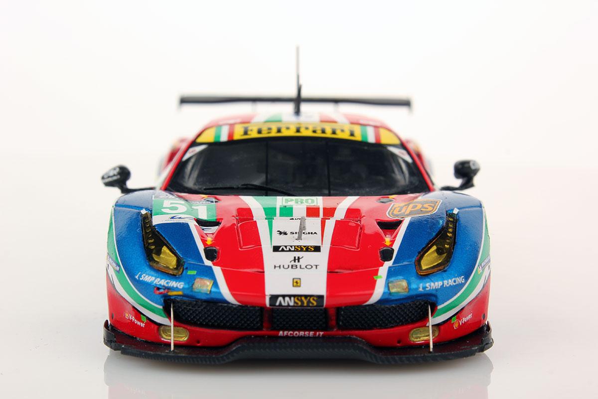 Ferrari 488 Gte Le Mans Series 2016 51 1 43 Looksmart