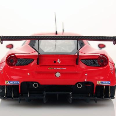Ferrari 488 GTE Le Mans 2016