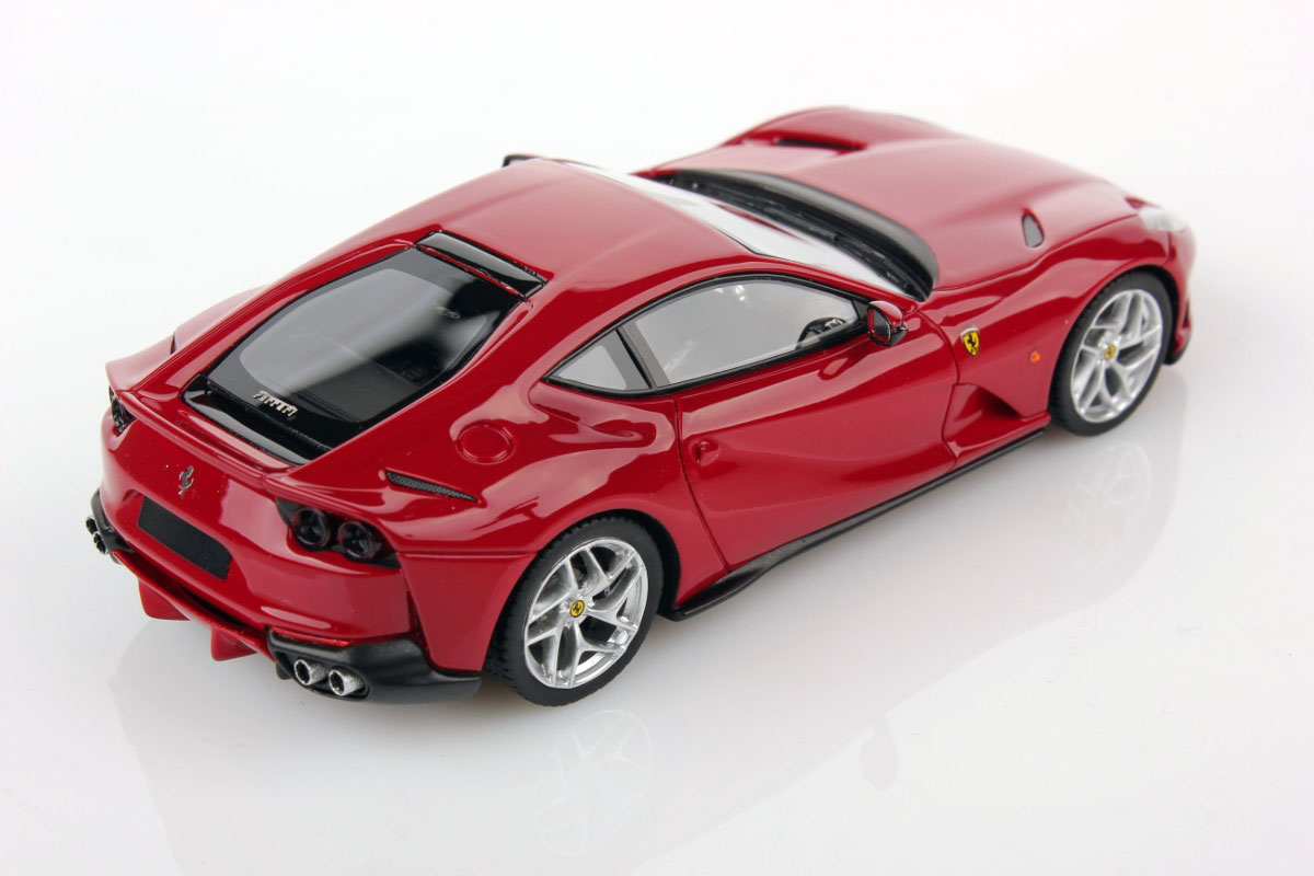 ferrari 812 superfast we will realize the official model in 1 43 scale looksmart models. Black Bedroom Furniture Sets. Home Design Ideas
