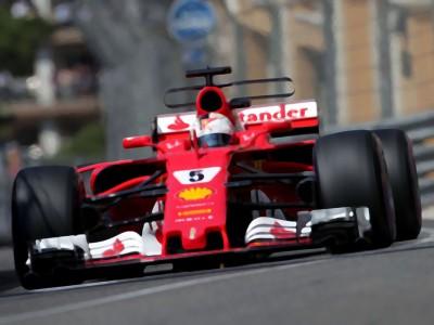 FERRARI-SF70H-Monaco-GP-Sebastian-Vettel-Winner