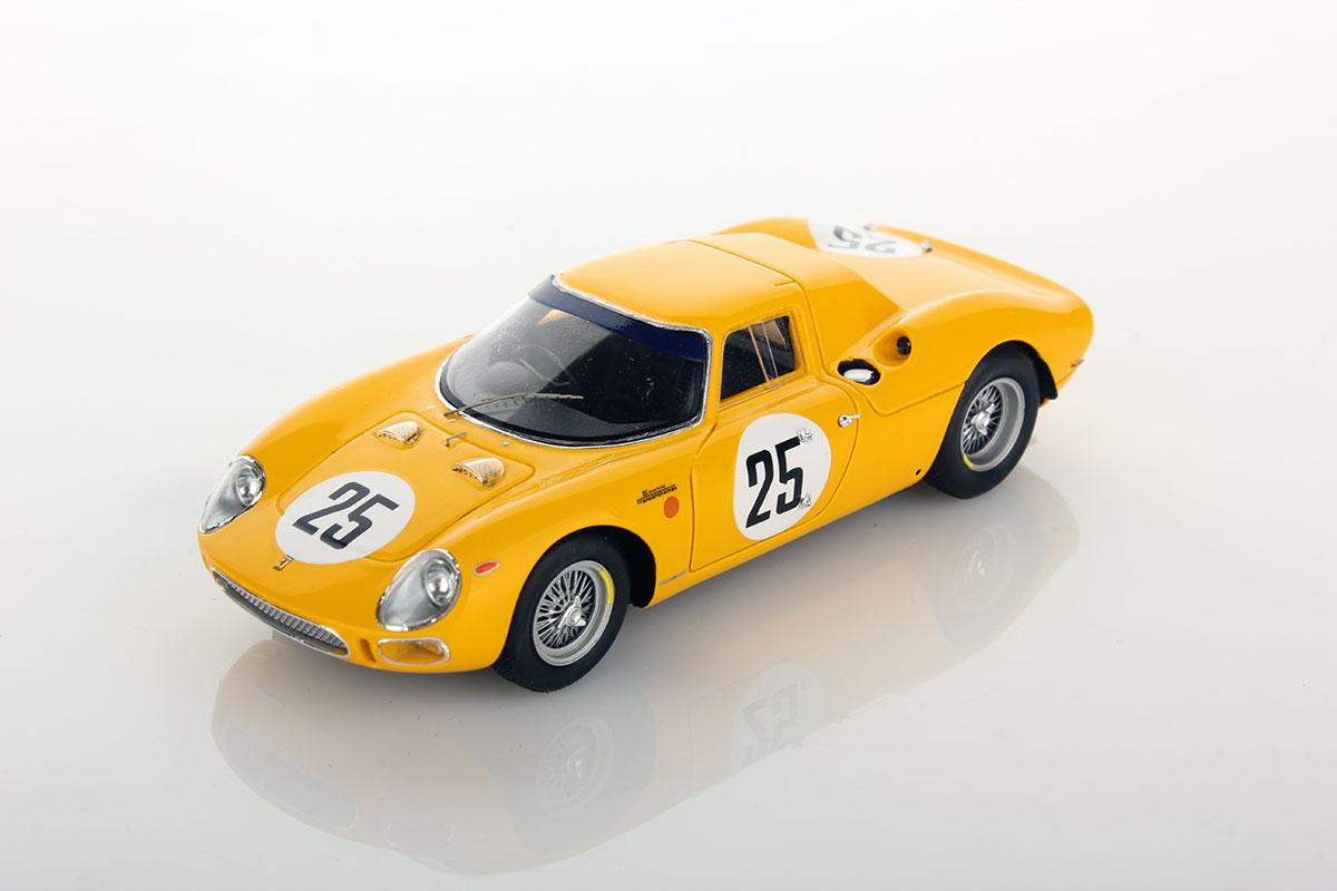 Ferrari 250LM Le Mans 1:43