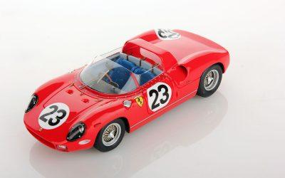 250P-Le-Mans-1963-#23