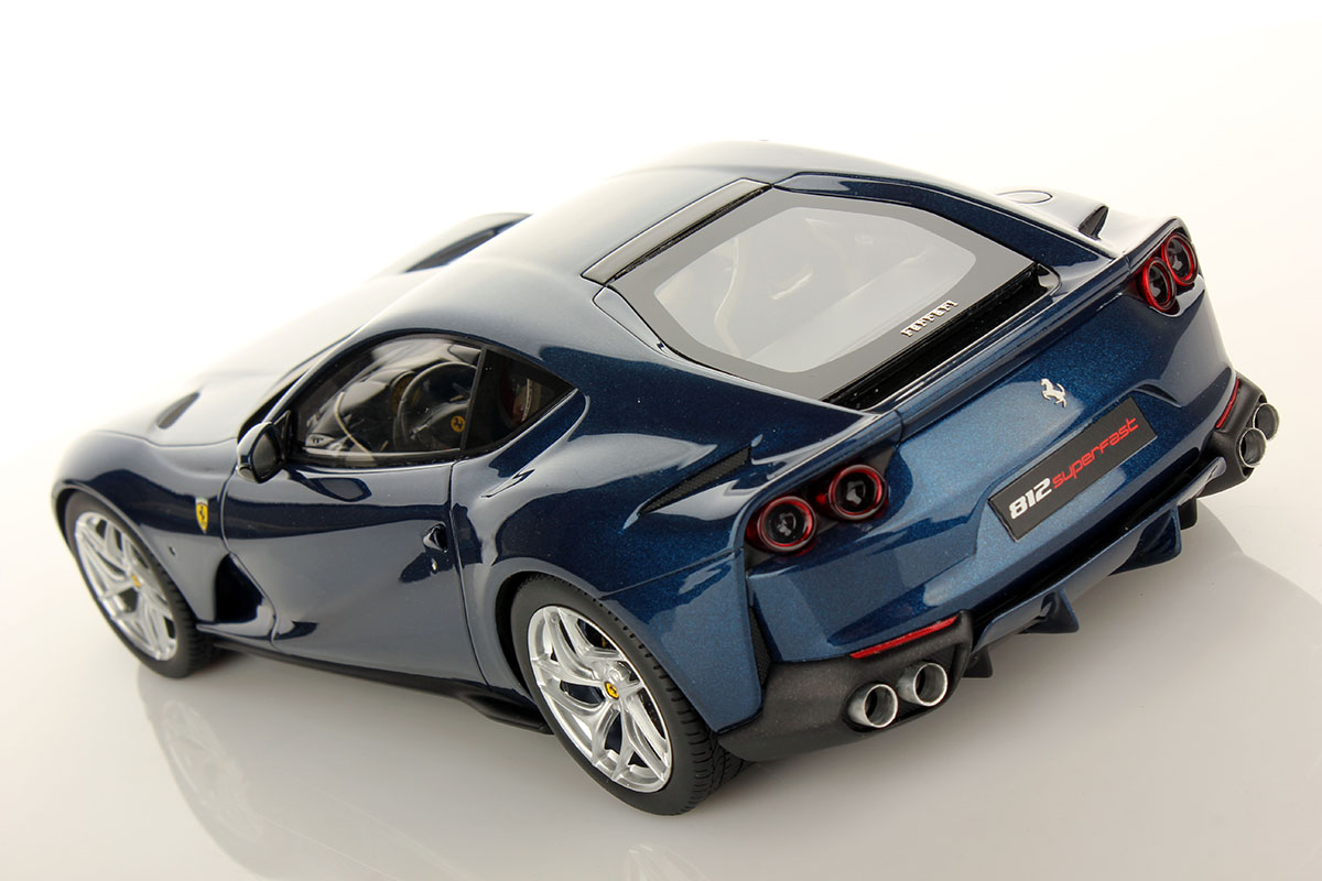 ferrai 812 superfast