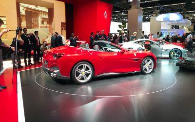 Ferrari Portofino 1:43 Frankfurt