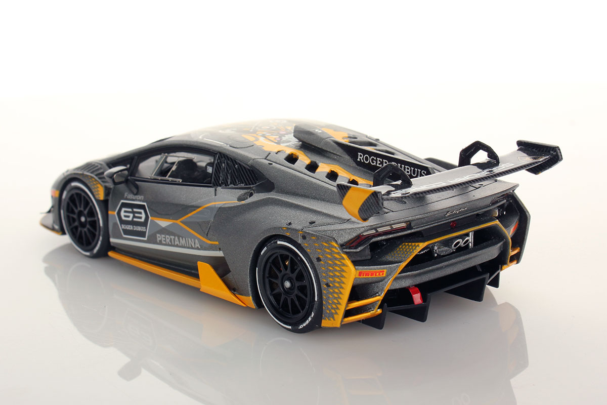 lamborghini huracan super trofeo evo 1 43 looksmart models. Black Bedroom Furniture Sets. Home Design Ideas