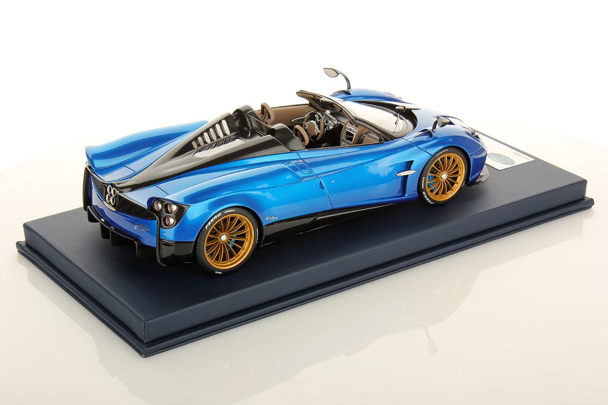 Pagani Huayra Roadster 1:18 | Looksmart Models