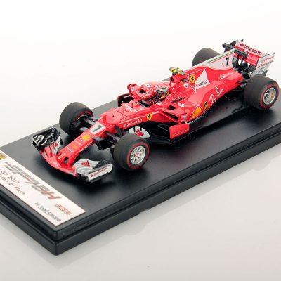 Ferrari SF70H Monaco GP Kimi Raikkonen 1:43