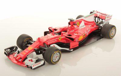 Ferrari SF70h Press Version 1:18