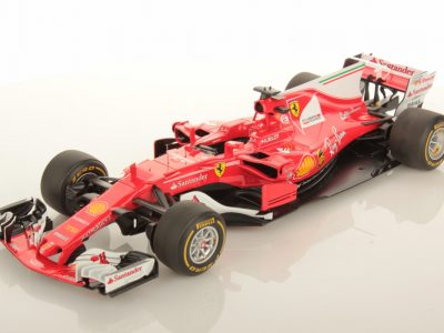 Ferrari SF70h Press Version 1:18
