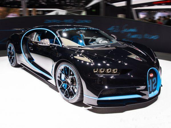 Bugatti Chiron 400-zero-400 1:43