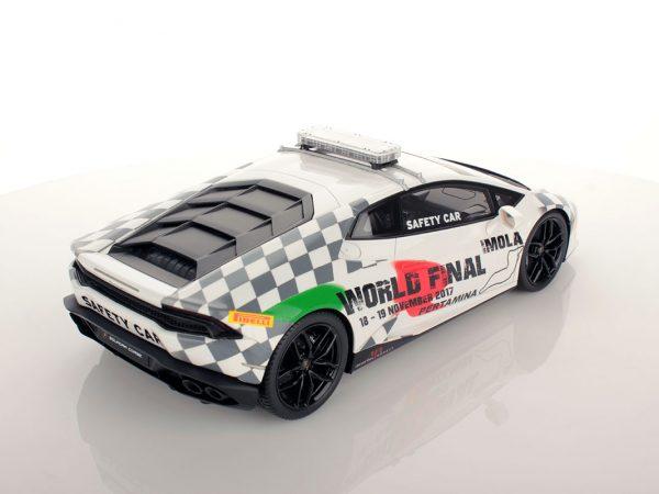 Lamborghini Huracan Safety Car 2017 1:18