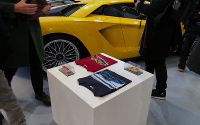 MIlano Man Fashion Week 2018 Lamborghini