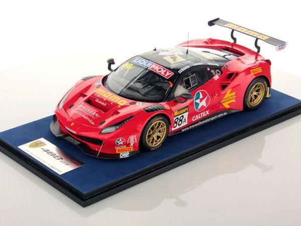 Ferrari 488 GT3 Bathurst 2017 1:18