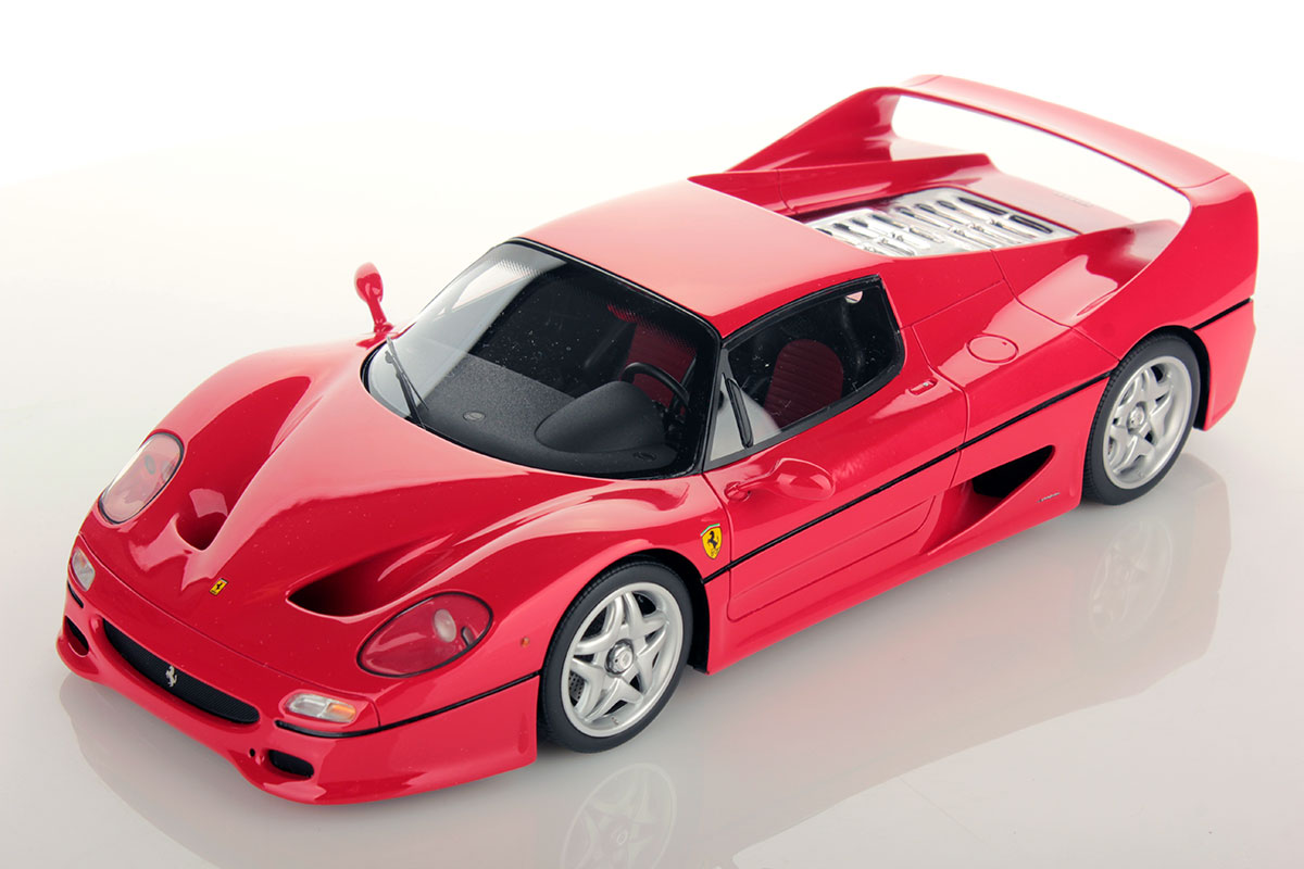 ferrari f50 1 18 looksmart models. Black Bedroom Furniture Sets. Home Design Ideas