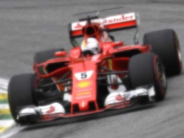 Ferrari SF70h Brazil 1:43 1:18