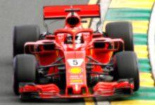 Ferrari SF71H Australian GP 2018 1:18 1:43