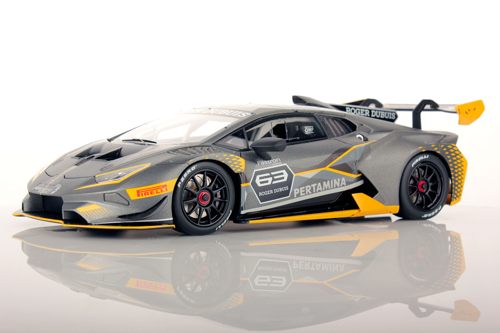 Lamborghini Huracan Super Trofeo Evo 1 18 Looksmart Models