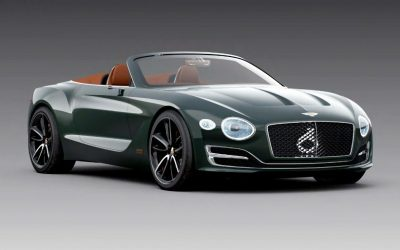 Bentley EXP 12 Speed 6e 1:43